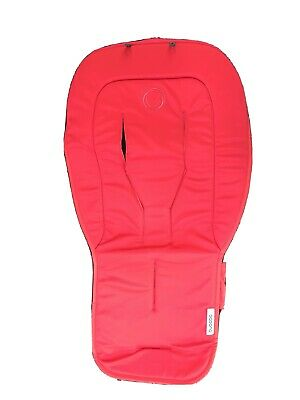 Bugaboo Cameleon Stroller Seat Liner Cover Red | eBay
