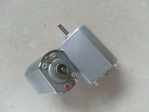 DC 12V 12000RPM 0.07A Micro Motor 200g.cm for DIY Toys Cars