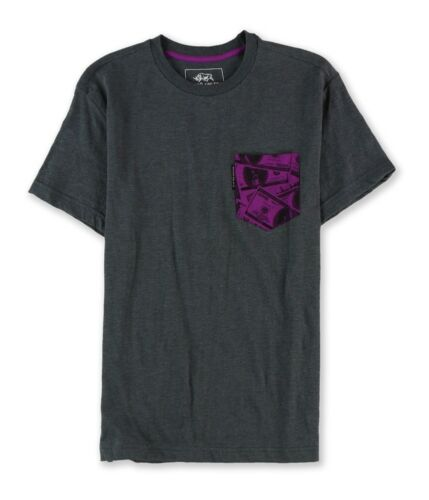 Mens Dollars Pocket Basic T-Shirt Ecko Unltd