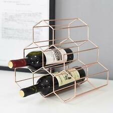 COPPER KITCHEN PAPER ROLL HOLDER CUP MUG TREE FRUIT CUTLERY WINE RACK ORGANIZER