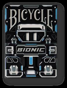 Bicycle-Bionica-Jugando-a-las-Cartas-Poquer-Juego-de-Cartas-Cardistry