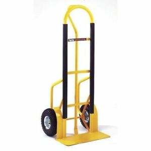 300kg HEAVY DUTY Sack Truck 3 in 1 HORIZONTAL Trolley PUNCTURE PROOF Tyres