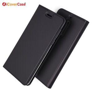 Magnetique-PU-Cuir-Flip-Case-AntiChoc-Carte-Cover-Pour-Nokia-5