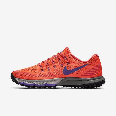 Womens Nike Air Zoom Terra Kiger 3 Sz 5 11 EmberGrape 749335 802 FREE SHIPPING | eBay
