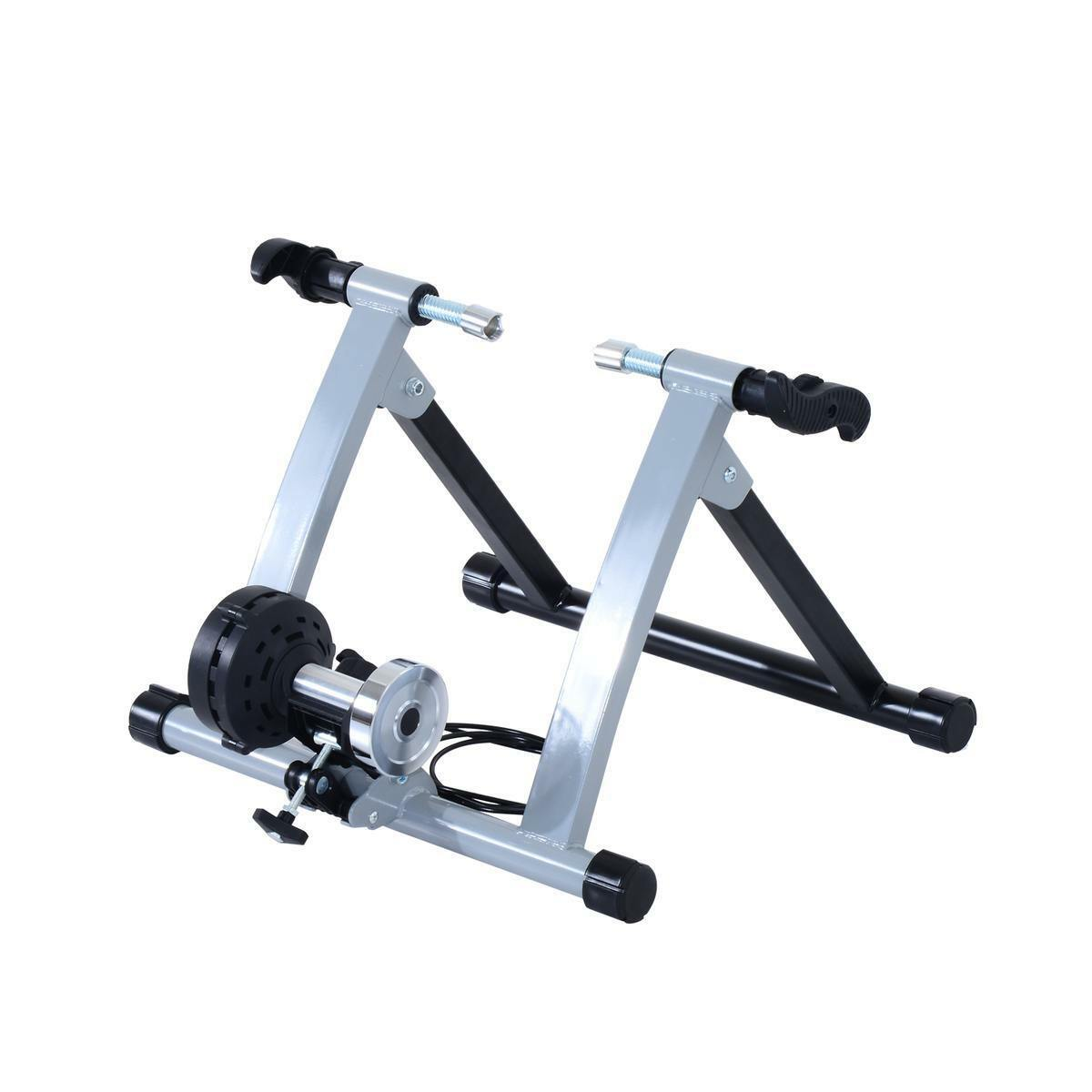 MAGNETIC TURBO TRAINER HOME TRAINER CYCLE TRAINER VARIABLE SPEED WITH REMOTE CO