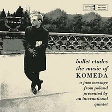 KRZYSZTOF KOMEDA - Ballet Etudes / The Music of Komeda płyta CD Polish Jazz