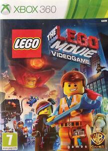 Il-Lego-Film-Videogioco-Xbox-360-Menta-spedizione-lo-stesso-giorno-consegna-super-veloce
