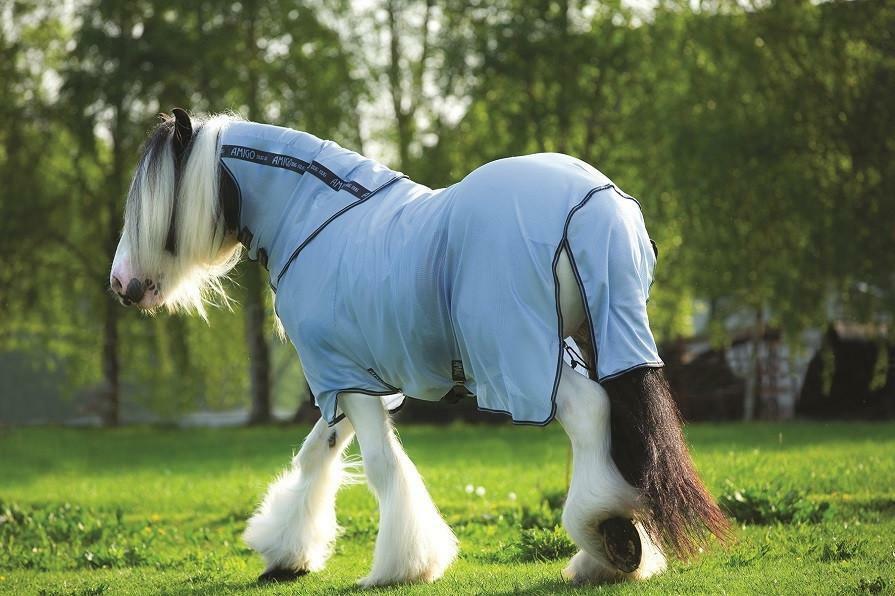 Horseware Amigo XL Bug Rug Flysheet - CLOSEOUT