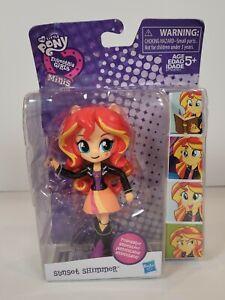 Hasbro My Little Pony Sunset Shimmer Equestria Girls Minis Toy NIB G4 FiM MLP FS