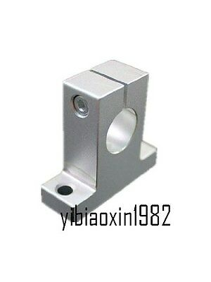 1Pcs SK20 Aluminum Linear Rod Rail Shaft Guide Support Stand 20mm CNC//3D Printer