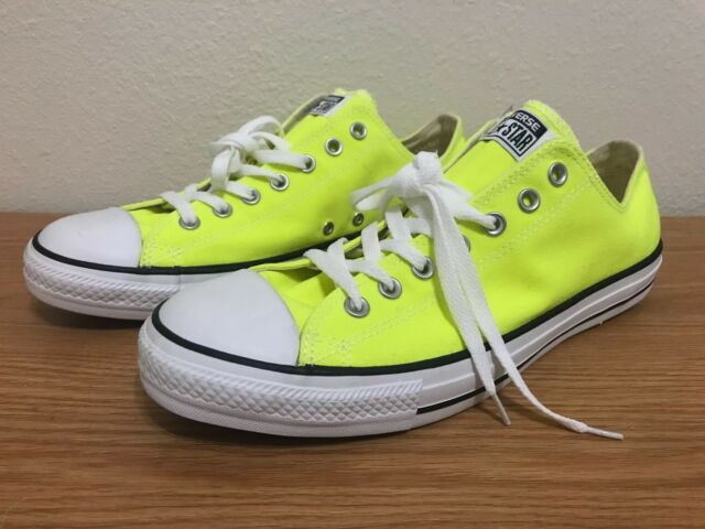 ae98242bd566 Frequently bought together. Converse All Star Ox Men s Electric Yellow  139792F