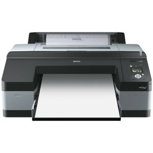 Epson-Stylus-Pro-4900-A2-A3-A4-17-034-Roll-Feed-Wide-Printer-Plotter-USB-Network
