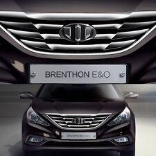 BRENTHON Front & Rear NEW Emblem CHROME for Hyundai Sonata YF 2010-2012