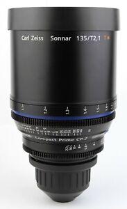 Carl-Zeiss-CP-2-T-135-135mm-T2-1-Lens-w-ARRI-Arriflex-PL-Mount-Alexa-URSA
