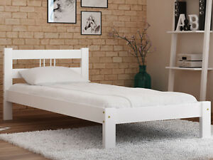 Kieferbett Bett Doppelbett Jugendbett Massivholz Holz 90 120 140