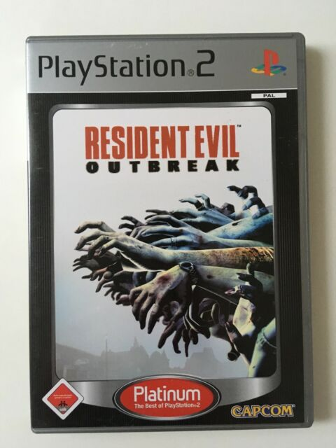 Resident Evil: Outbreak (Sony PlayStation 2, 2005, DVD-Box) NEUWERTIG