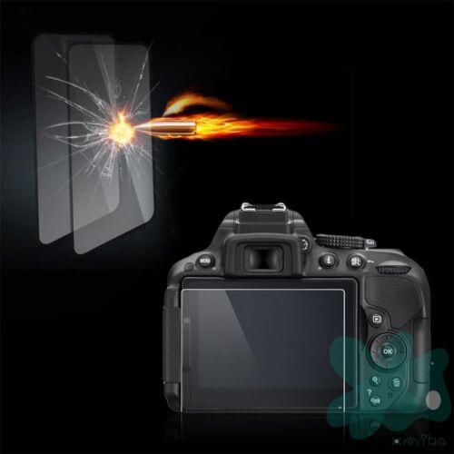 Cámara de vidrio LYNCA endurecido Film Protector de Pantalla para SONY HX50//HX60
