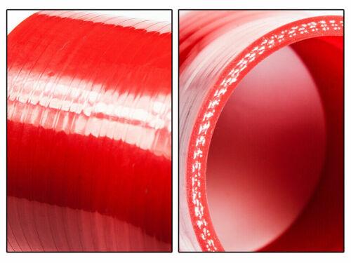 Cold Air Intake Kit MATT BLACK w// RED For 90-93 INTEGRA All Model 1.7L//1.8L