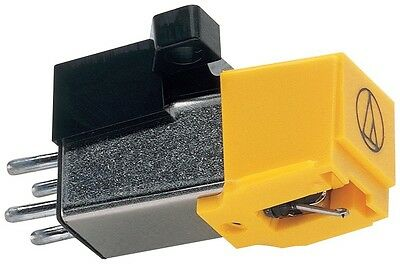 NEW Turntable Record Player Phono Cartridge Stylus Needle, includes mounting kit