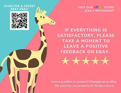 Custom Ebay Thank You Postcards Business Cards Template Get More Feedback Ebay