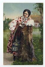 RUSSIE Russia Théme Types russes costumes personnage femme et vue type d'ukraine