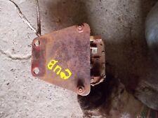 Farmall Cub Ih Rowcrop Tractor Original Voltage Regulator Amp Bracket Mount