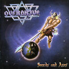 Swords and Axes by Overdrive (CD, Dec-2003, High Voltage)