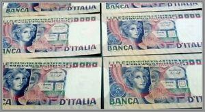 Banconota-50000-Lire-Banca-D-039-italia-Volto-Di-Donna-Naturali