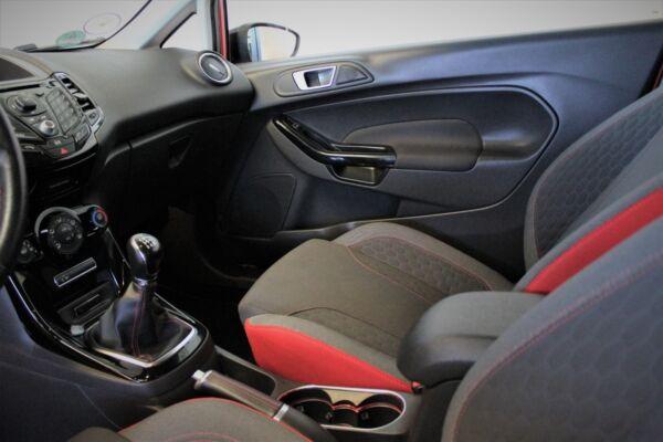 Ford Fiesta 1,0 SCTi 140 Red Edition billede 15
