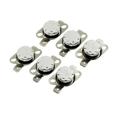 KSD301 NC 35℃-160℃ Temperature Switch Bimetal Head Thermostat Thermal Protector