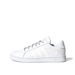 adidas donna scarpe bianca grand court
