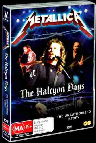1 of 1 - Metallica The Halcyon Days 2 Disc - includes Music Clips - Free Postage