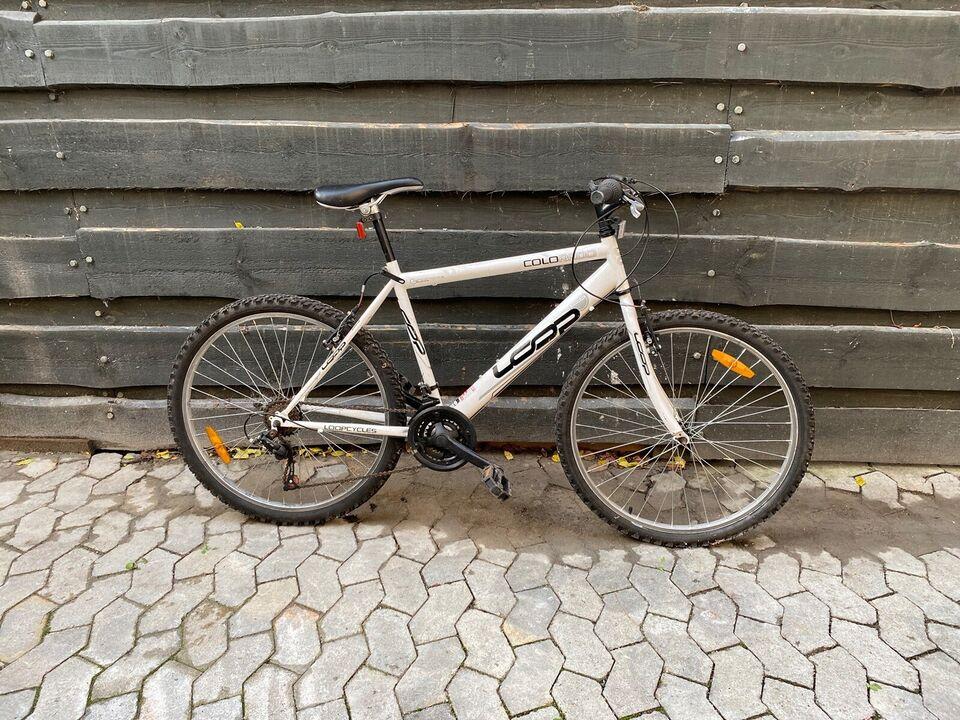 andet mærke, anden mountainbike, 24 tommer