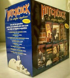 039-039-Hitchcock-Su-etapa-inglesa-039-039-Coleccion-de-ocho-peliculas-VHS