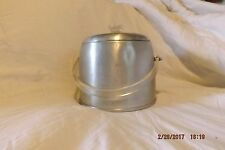 Vintage Aluminum Ice Bucket