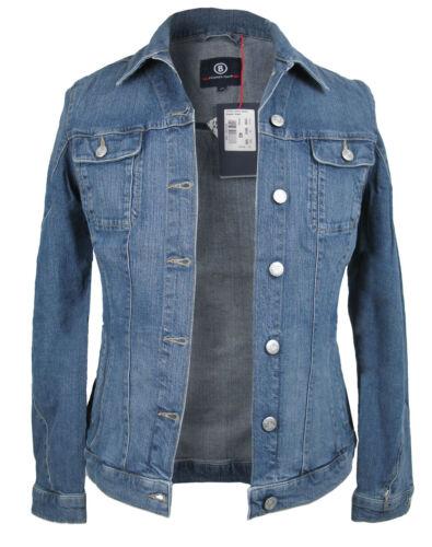 Ladies Jacket Size Stretch Jeans Blue 36 Brushed 4040339177864 Bogner dTxEwnUd