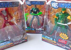 DC-Universe-Classics-2009-Kilowog-Build-a-Figure-Wave-11-Action-Figures-NEW