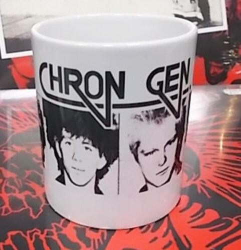 Puppets Of War New Wave CERAMIC MUG Boxed NEW : Punk Chron Gen