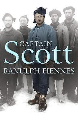 """""""AS NEW"""" Captain Scott, Fiennes, Ranulph, Book"""