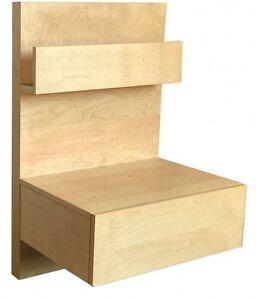 ikea malm ablagetisch nachttisch f r malm betten birke ebay. Black Bedroom Furniture Sets. Home Design Ideas