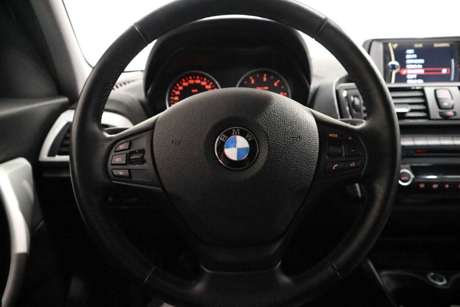 BMW 116d 2,0  - billede 3