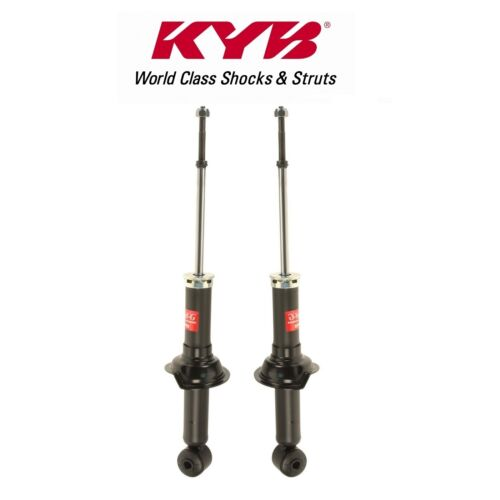 For Mitsubishi Outlander Sport Rear Left/&Right Shock Absorber KYB Excel-G 340060