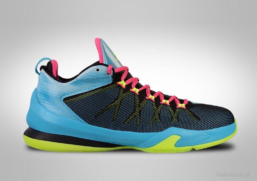 Nike Air Jordan CP3.VIII AE blueee Lagoon Volt Size 11 New DS
