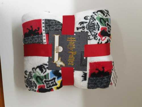 Harry Potter Duvet Cover Bedding Set Throw Home Bedroom Soft Blanket Primark