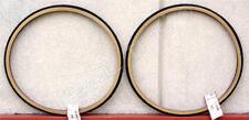 "Two (2) Pack Kenda K35 Gumwall 27 x 1-1/4"" Road Bicycle Tires Wire Bead (1-Pair)"