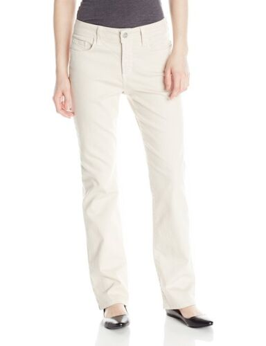 Nydj 16 10 Daughters 12 Jeans Ivory Khaki Marilyn Straight 8 Clay Not Your 6 14 1d6gq