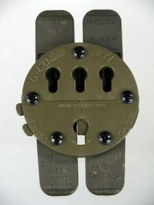 G-Code RTI Rotating Holster Tactical Belt Mount Platform Adapter Grey