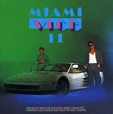 Various Artists - Miami Vice II (Original Soundtrack) [New CD]