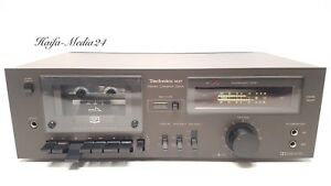 Technics-rs-m17-HiFi-estereo-single-cassette-Tape-deck-fabricada-12-m-gewahrl