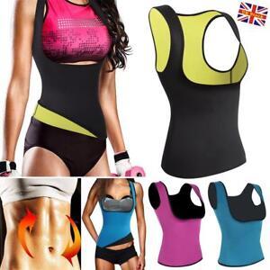 Hot-Sweat-Sauna-Body-Shaper-Slimming-Vest-Thermo-Neoprene-Waist-Trainer-Belt-Top
